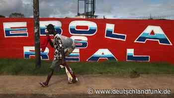 Ebola - Warnung vor Übertragbarkeit lange nach der Genesung - Deutschlandfunk