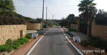 Silves conclui pavimentação em Montes Raposos - Região Sul