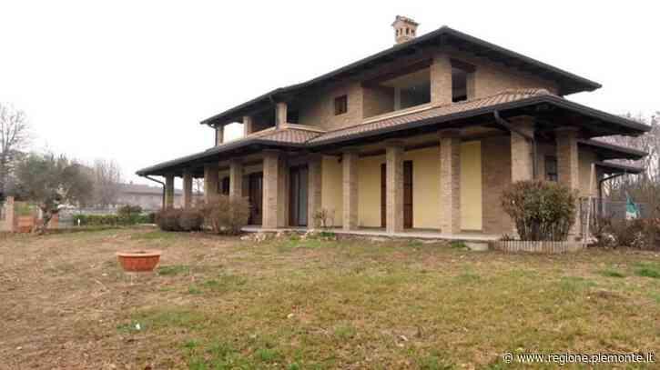 Un centro per disabili nella villa della 'ndrangheta di San Giusto Canavese - Regione Piemonte