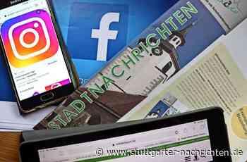 Informationen im Netz - Waldenbuch entdeckt die sozialen Medien - Stuttgarter Nachrichten