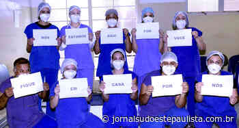 Funcionários da Santa Casa de Taquarituba fazem apelo à população - Jornal Sudoeste Paulista