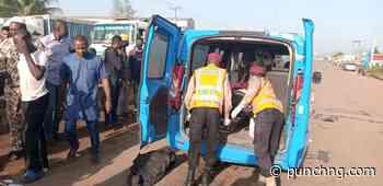 Policemen die in Ilorin-Ogbomoso road crash - The Punch