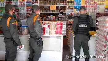 En Guamal, Salamina y Algarrobo autoridades llevan a cabo acciones integrales para el mantenimiento de la seguridad y convivencia - Diario La Libertad