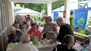 Einblicke für Azubis in die Altenpflege in Waltershausen - Thüringische Landeszeitung