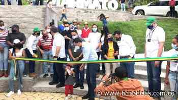 En Marmato entregaron un nuevo parque para la comunidad - BC NOTICIAS - BC Noticias
