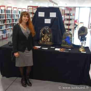 Eysines : imaginaire, fantastique et féerie chez Lucie de Syracuse - Sud Ouest