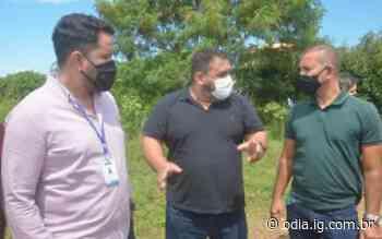 INEA faz vistoria no Parque dos Desejos, em Iguaba Grande - Jornal O Dia