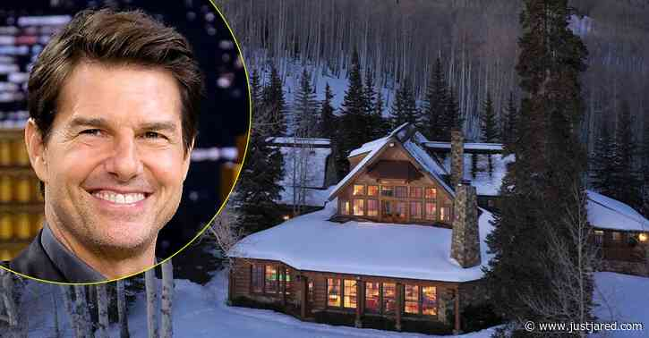 Tom Cruise Is Selling His Colorado Home for Nearly $40 Million - Look Inside with These Photos!