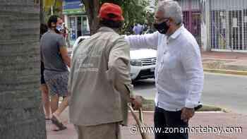 Julio Zamora monitoreó nuevas obras de inversión municipal en General Pacheco - zonanortehoy.com