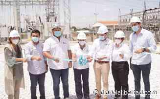 Entró en funcionamiento ampliación de Subestación de energía en Cereté, Córdoba - Diario La Libertad