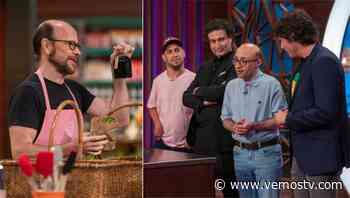 """""""MasterChef Celebrity 5"""" roba ingredientes con El Langui, Jesús Vidal y Santiago Segura, y cocina en Ribadesella con Saúl Craviotto - vemosTV"""