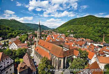 Historische Innenstadt und schwäbische Gerichte   Bad Urach, Schwäbische Alb - Urlaubskataloge-gratis
