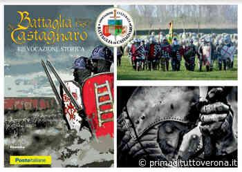 """Speciale annullo filatelico """"Rievocazione storica Battaglia di Castagnaro"""" - Prima Verona"""