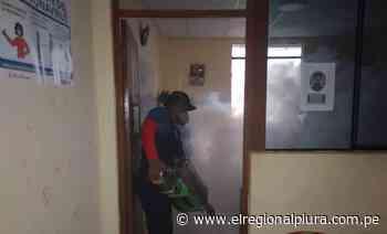Piura: este 15 de marzo inician campaña de fumigación en Chulucanas y anexos - El Regional