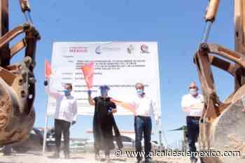 Agua Prieta obtiene recursos del BDAN para proyecto de alcantarillado - Alcaldes de México