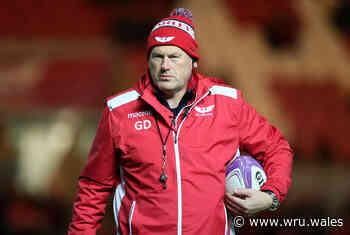 Huge game for Scarlets in Edinburgh - Welsh Rugby Union