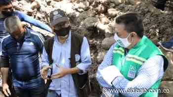 En Quinchía, hallan restos fósiles de un mastodonte - El Diario de Otún