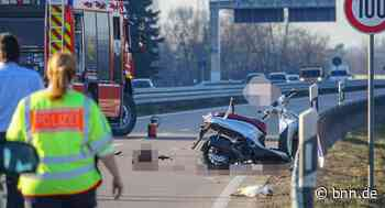 Nach Horrorunfall bei Gengenbach: Polizei findet geflüchteten Lastwagenfahrer in Slowenien - BNN - Badische Neueste Nachrichten