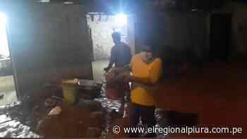 Piura: creciente de río causa desbordes en provincia de Morropón - El Regional