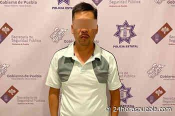 """Capturan a """"El Perrin"""", prestamista del sistema """"gota a gota"""" en Zinacatepec - 24 Horas El Diario Sin Límites Puebla"""