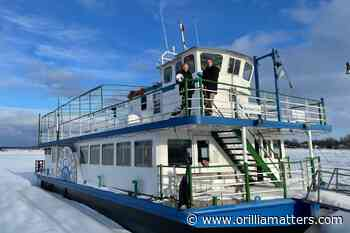 Royalty comes to dock at Penetanguishene - OrilliaMatters