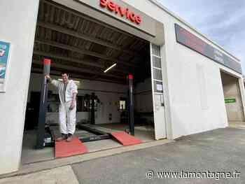 Service - Les deux associés gardent leur garage de Marsac - La Montagne
