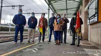 La Souterraine : les syndicats inquiets pour l'avenir du guichet de la gare - France Bleu