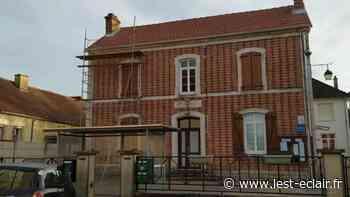 Chappes: les travaux de rénovation de la mairie ont commencé - L'Est Eclair