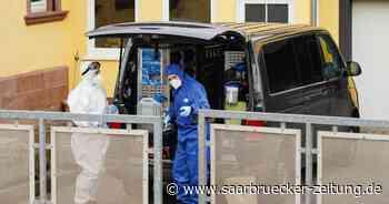 Mutmaßlicher Doppelmörder von Weilerbach hatte geschäftliche Probleme - Saarbrücker Zeitung