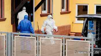 Leichenfund in Weilerbach: Tatverdächtiger stellt sich Polizei - SWR