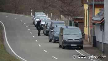Leichenfunde in Rheinland-Pfalz: »Wir gehen davon aus, dass der Täter zu Fuß unterwegs ist« - DER SPIEGEL
