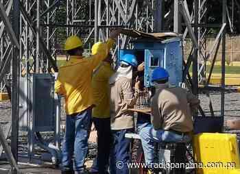 Se genera atraso en la construcción de Línea Sabanitas - Radio Panamá