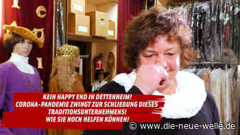 Wegen Corona: Trauriges Ende beim Kostümverleih in Dettenheim - die neue welle