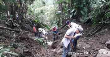 Al menos 500 familias damnificadas en Vigía del Fuerte y 17 evacuadas en Salgar por fuertes lluvias - Blu Radio