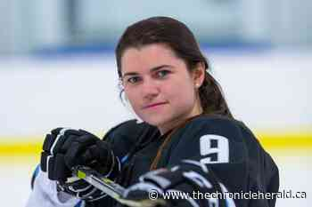 Cole Harbour hockey star Autumn MacDougall's first-hand brush with COVID-19 - TheChronicleHerald.ca
