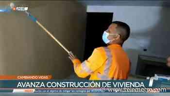 Proyecto Cambiando vidas avanza en la construcción de casa en Pesé - Telemetro