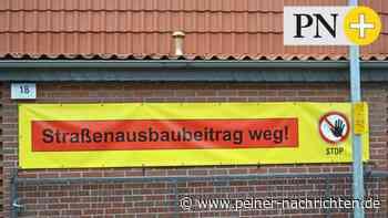 """CDU Vechelde beantragt Aufhebung der """"Strabs"""" ab sofort - Peiner Nachrichten"""