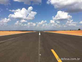 Acesso ao novo aeródromo de Senhor do Bonfim será construído pelo Governo do Estado - Defesa - Agência de Notícias