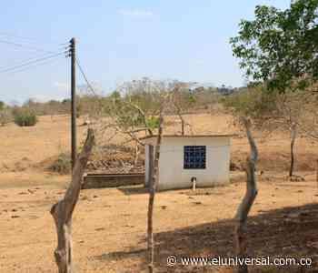Sin servicio de agua o llena de lodo en Majagual - El Universal - Colombia