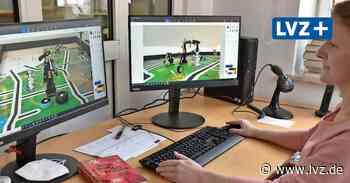 First Lego League - in Schkeuditz sind die Roboter-Bauer los - Leipziger Volkszeitung