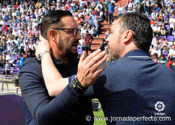 Sergio calca el once de la victoria ante el Getafe - Jornada Perfecta