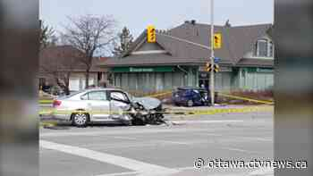 Serious injuries reported after two vehicle crash on Hazeldean Road in Kanata - CTV Edmonton