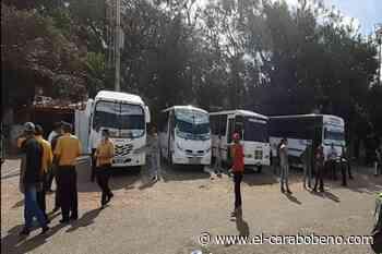Paralizado el transporte urbano en Machiques por falta de diésel - El Carabobeño