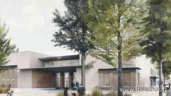 Maisons-Alfort : nouvelle école pour les futurs vétérinaires - Les Échos