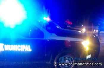 Lesionan con arma de fuego a un masculino en El Colomo - colimanoticias