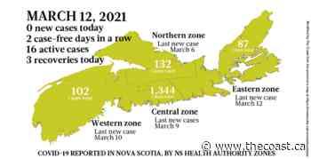 1 case in the Antigonish health network March 12   COVID-19   Halifax, Nova Scotia   THE COAST - The Coast Halifax