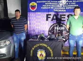 Apresados dos falsos FAES en San Antonio del Táchira - El Carabobeño