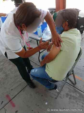 Inicia IMSS Morelos aplicación de vacuna contra covid-19 en Tepalcingo - Unión de Morelos