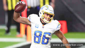 Hunter Henry not ruling out return to Chargers in 2021 due to Justin Herbert