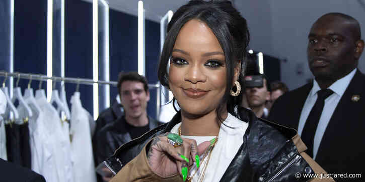 Rihanna Isn't Performing at The Grammys - Find Out What Her Label Said About 'R9'